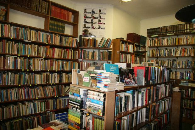 List of great second hand book shops in Cape Town