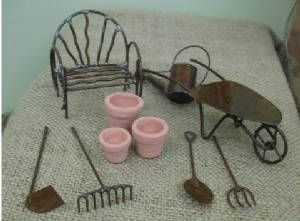 This Online Shop Stocks Hard To Find Miniature Accessory Items For Your  Fairy Garden.