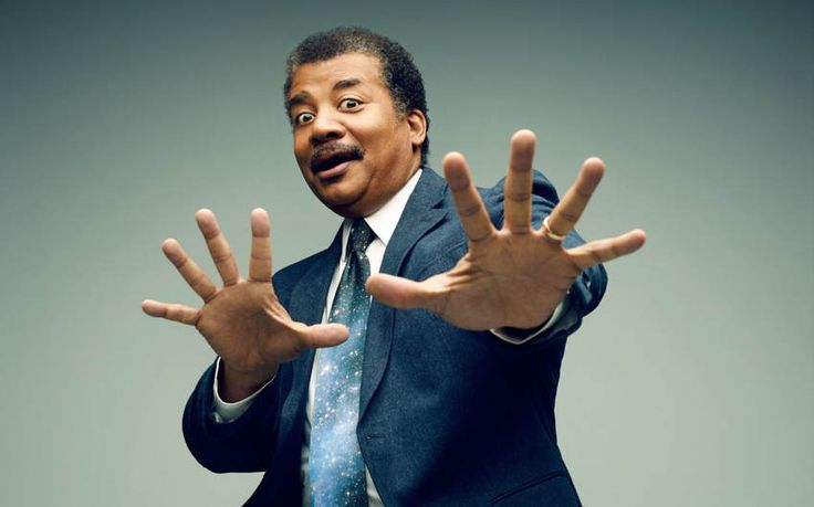 25 Of Neil DeGrasse Tyson's Most Mind-Blowing Tweets. If you're not following him, you're doing it wrong.