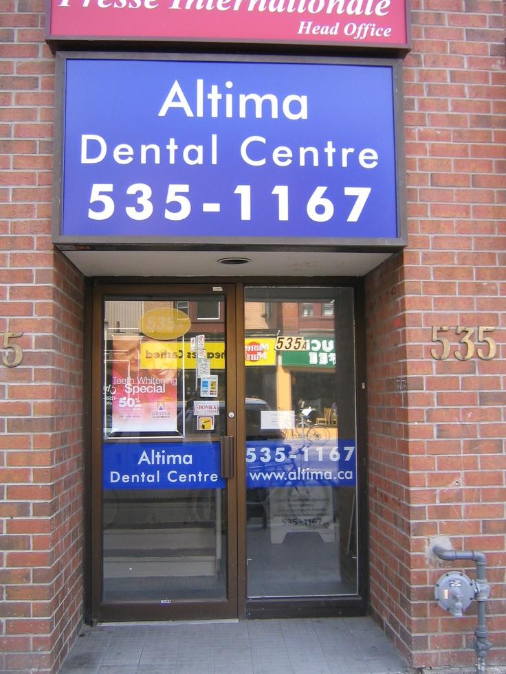 Altima Annex on Bloor Street, Toronto
