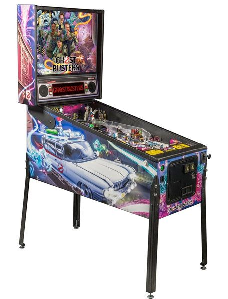 Ghostbuster Pinball Machine For Sale Stern #ghostbusters #pinball