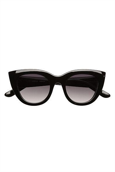 Luella Cat Eye Sunglasses