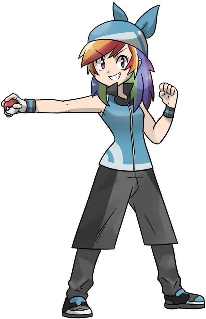 My Little Pokémon Trainers - GEEKISS