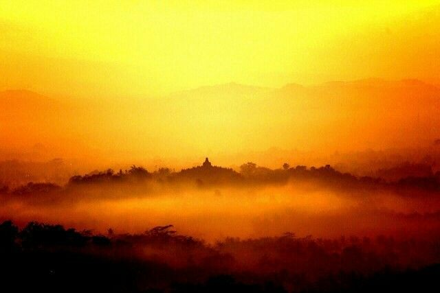 Punthuk Setumbu Sunrise