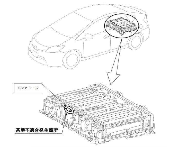 トヨタがプリウスとc Hrをリコール Evヒューズ切れ 電気式パーキングブレーキ不良 プリウス トヨタ プリウス リコール