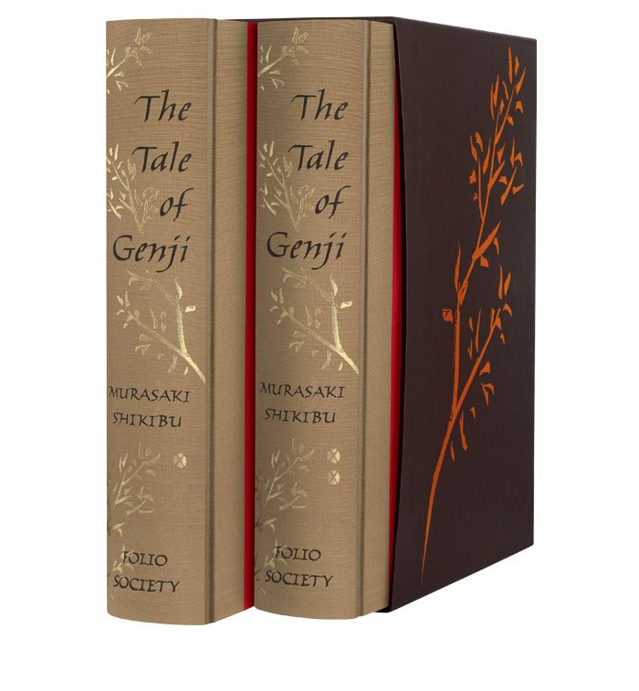 A magnificent fine edition of 'The Tale of Genji', one of the earliest and greatest examples of the modern novel, illustrated with 54 colour paintings from the earliest complete depiction of Murasaki Shikibu's masterpiece.