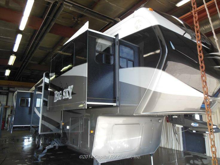New 2014 Keystone Montana Big Sky 3850 FL For Sale by Capital RV Center, Inc. available in Minot, North Dakota