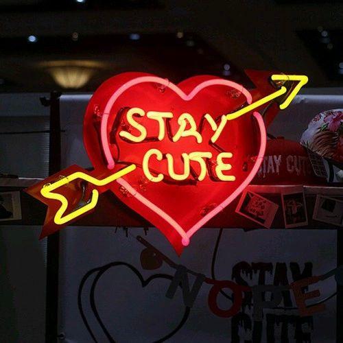Stay cute!
