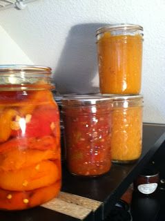 Storing your Canning jars - Do's and Don'ts - I actually dealt with Jean's problem yesterday.