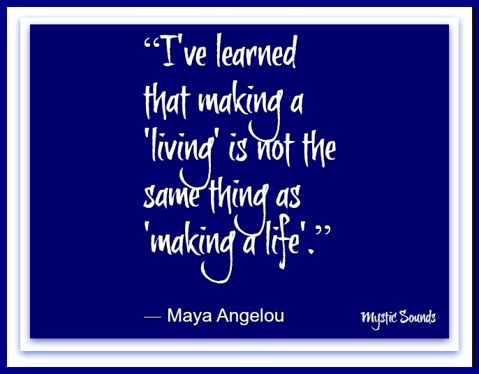 Graduation Quotes By Maya Angelou