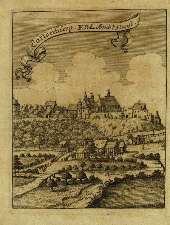 ⚔ 5. Mai 1761 – Überfall bei Katlenburg (Luckner) ➹