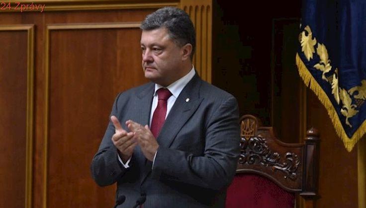 Ukrajina se chystá oficiálně označit Rusko za agresora