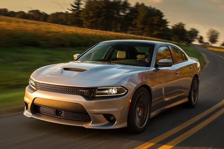 2018 Dodge Charger Hellcat, concept