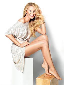 Blake. Glamour. July 2011.