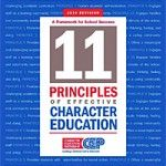 Good character education is simply good education. It helps solve behavioral problems and improve academic achievement.