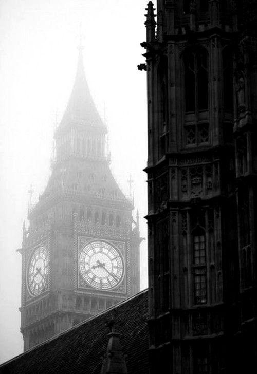Londres! Sempre surpreendente!