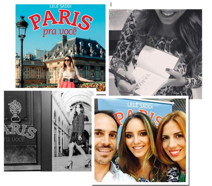 Guia Paris pra Você! - Lele Saddi