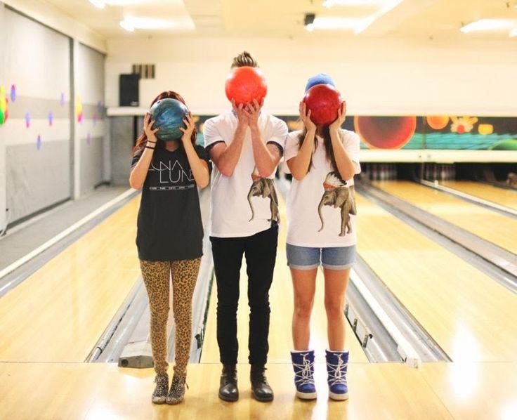 summer nights- bowling