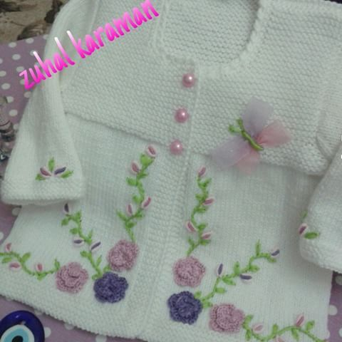 #Örgü #bebek #butik #minik #güzellik #hepsi #birarada #pembe#lila #kelebek#örmeyedeyer#hediyelik#küçük#prenseslere#örülür #followm#