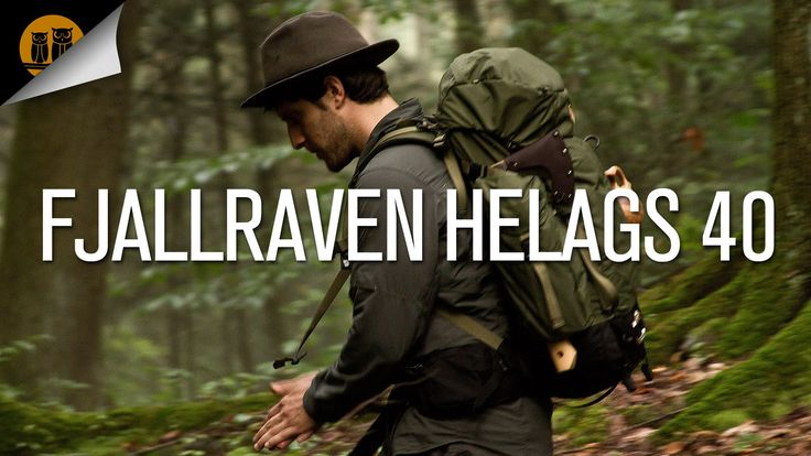 Krik of Black Owl Outdoors introduces you to the Helags 40L backpack by Fjallraven, and it may just be the perfect bushcraft backpack. A true combination of ...