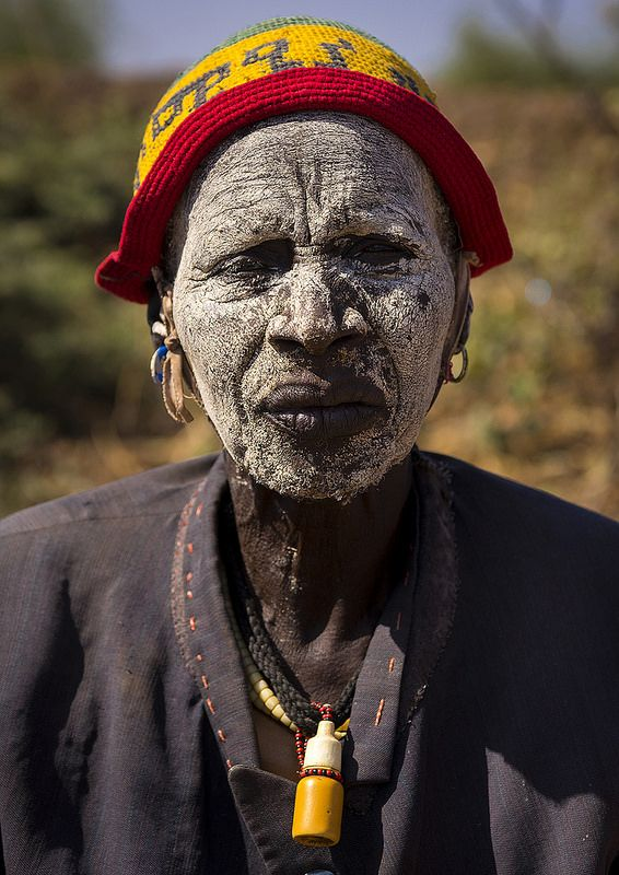 Mourning Ceremony In Hamer Tribe, Turmi, Omo Valley, Ethiopia | by Eric Lafforgue