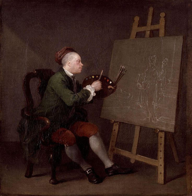 William Hogarth by William Hogarth - William Hogarth - Wikipedia, the free encyclopedia
