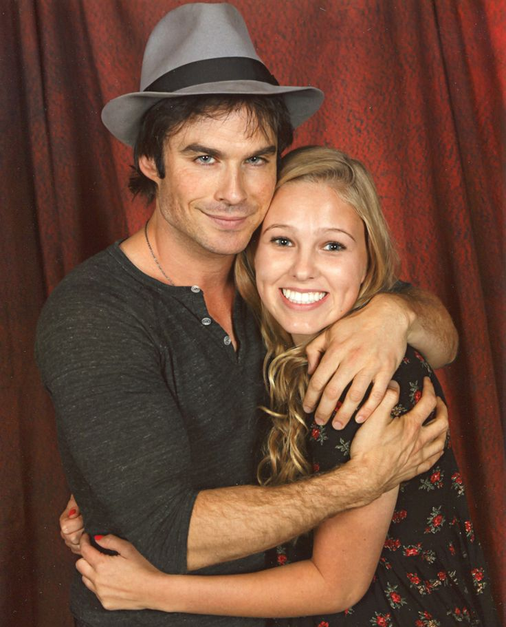 26 best tvd experience in vegas images on pinterest vegas the photo op with ian somerhalder m4hsunfo