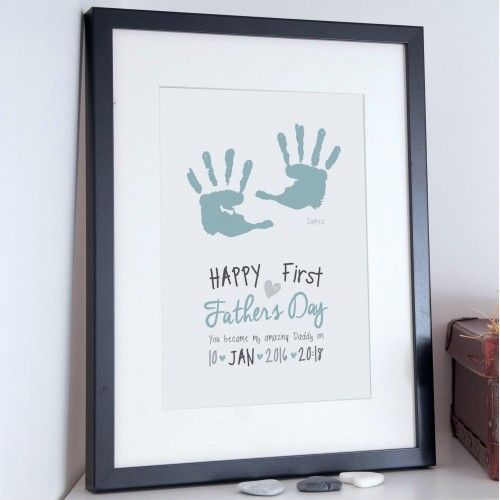 personalised fathers day gifts from baby