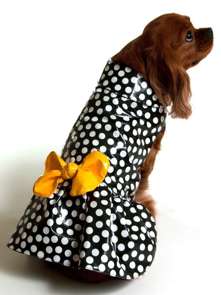 Imperméable chien par thedoggiemarket sur Etsy