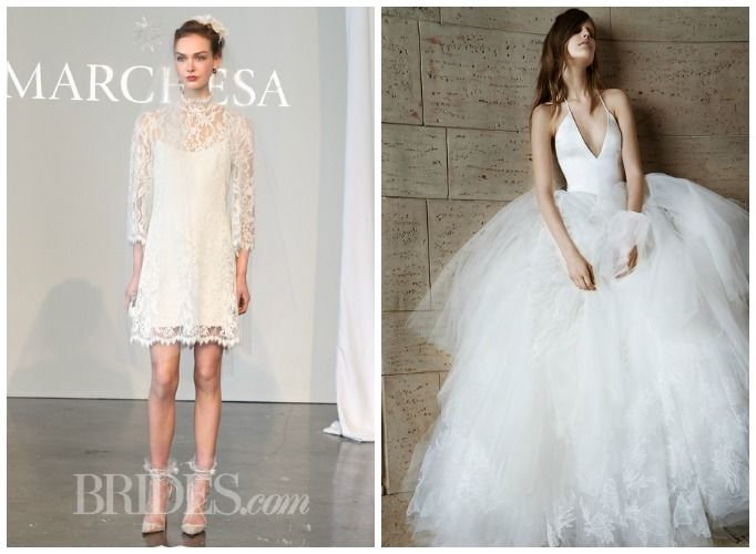 Wedding Dress Trends for 2015. A blog by Rachel Schoene (Resident Fashion Contributor at DoneDeal). #Wedding #Trends #2015 #Bridal