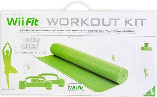 Wii 5-1 Fitness Bundle #Wii-5-1-Fitness-Bundle #wii #wiifit #games #gamer #videogames #fitness