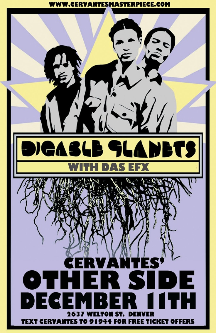 Digable Planets Poster (page 3) - Pics about space