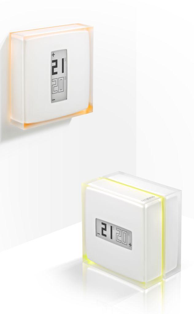 Netatmo S+ARCK - Termostato by Philippe Starck Controllo intelligente per termostato     Il termostato per il tuo iPhone o smartphone - imposta il tuo termosifone in qualsiasi momento!   Netatmo Thermostat ti dà pieno controllo remoto sulla temperatura di casa tua - direttamente dal tuo letto o da qualsiasi altra parte del mondo1 ...
