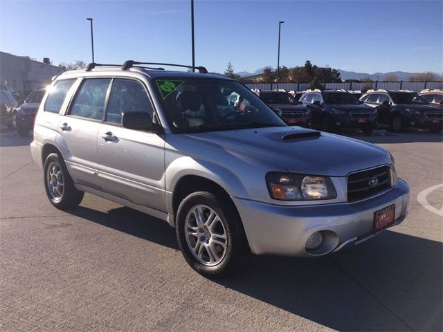 Research The Used 2005 Subaru Forester For Sale In Longmont Co Near Denver Call Or Visit Our Used Car Dealership For M Subaru Forester Subaru Car Dealership