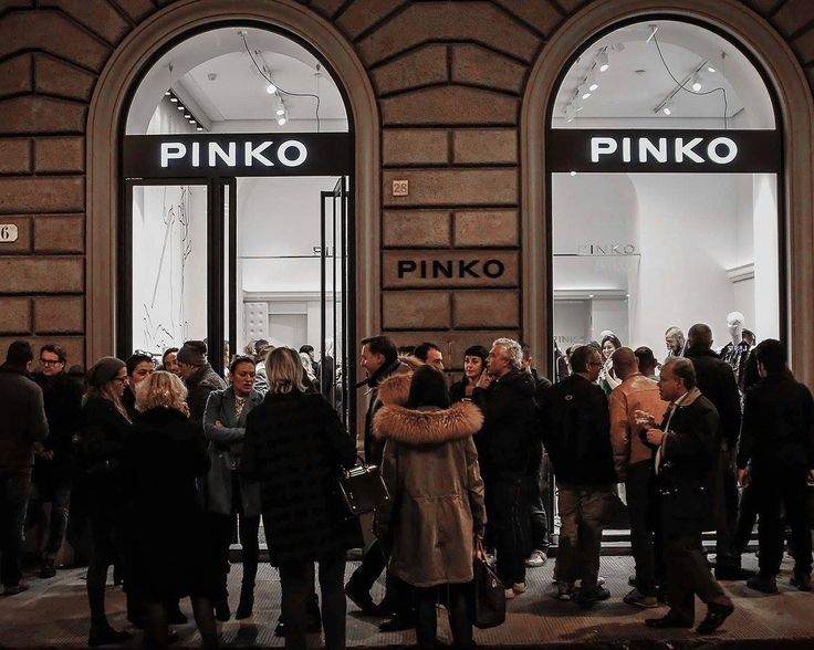 PINKO Time Party in Firenze