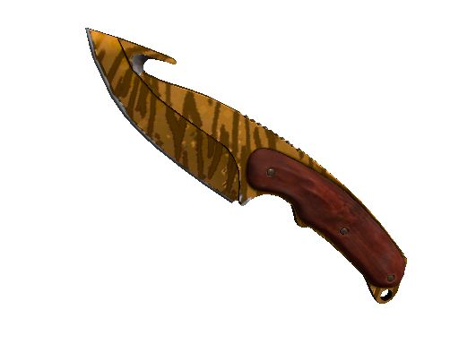 ★ Gut Knife | Tiger Tooth (FN)