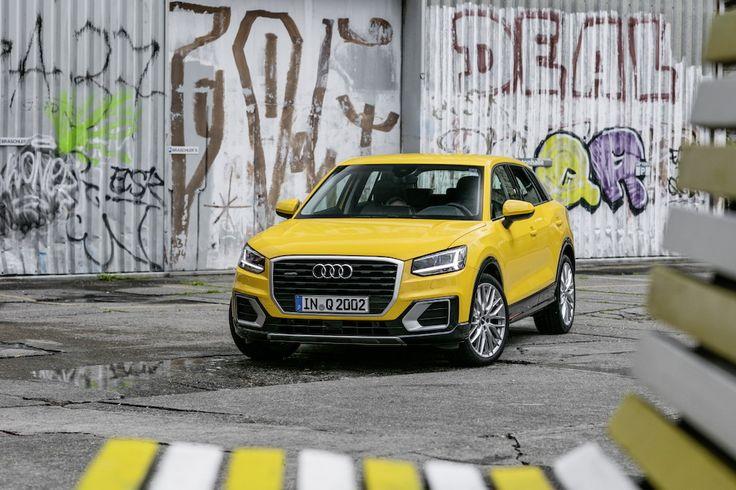 Audi Q2 #Audi #Untaggable