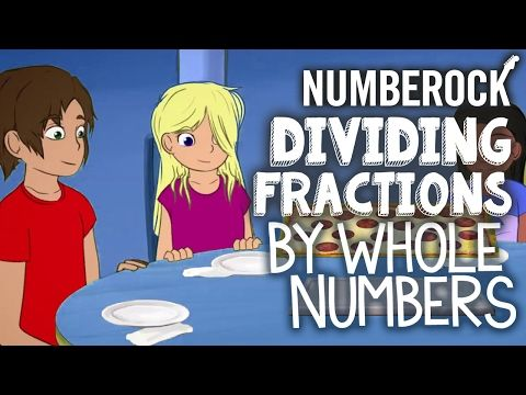Best 25 dividing fractions ideas on pinterest dividing dividing fractions by whole numbers song by numberock youtube ccuart Choice Image