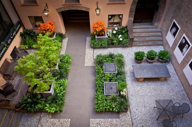 Outdoor, Winter garden by Marocchi Habitat Design Details