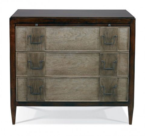 Hickory White - Morro Bedside Chest - 255-74R