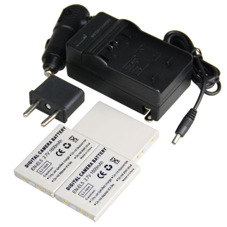 $15.59 (Buy here: https://alitems.com/g/1e8d114494ebda23ff8b16525dc3e8/?i=5&ulp=https%3A%2F%2Fwww.aliexpress.com%2Fitem%2FTianfen-3PCS-EN-EL5-Batteries-Charger-Car-Charger-EN-EL5-ENEL5-Rechargeable-Battery-For-Nikon-Coolpix%2F32680445417.html ) Tianfen 3PCS EN-EL5 Batteries +Charger+ Car Charger EN EL5 ENEL5 Rechargeable Battery For Nikon Coolpix P90,P100,P500,P510,P520 for just $15.59