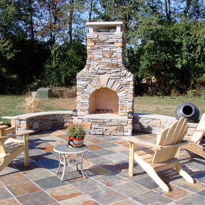Williams Fireplace Project - 17 Best Ideas About Outdoor Fireplaces On Pinterest Backyard