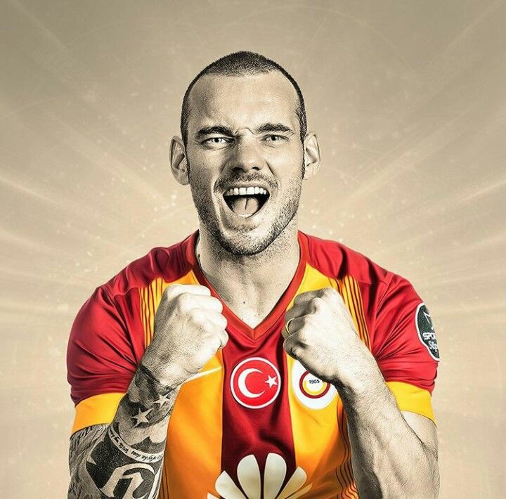 #Sneijder #Galatasaray #10 #King #Maestro