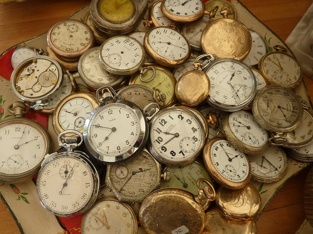 Watches, Brimfield, MA