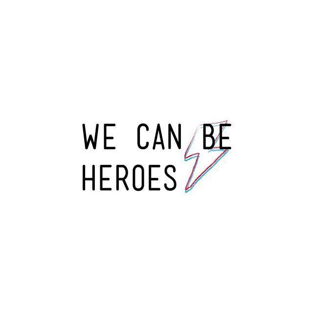 Podemos ser héroes (David Bowie)