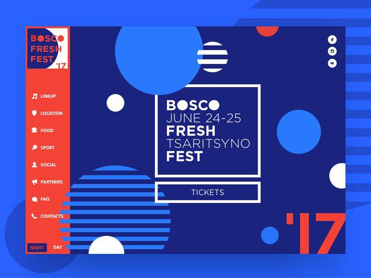 """BoscoFest"" Concept   by Alex Lafaki"