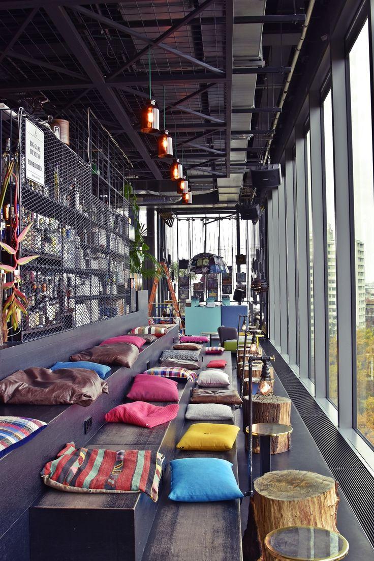 Travel | Citytrip Berlin Hotel Tipp - 25hours Bikini Berlin, Neni Restaurant & Monkey Bar | luzia pimpinella