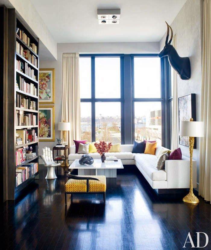 Sweet home: Гостиная в стиле контемпорари: 5 особенностей