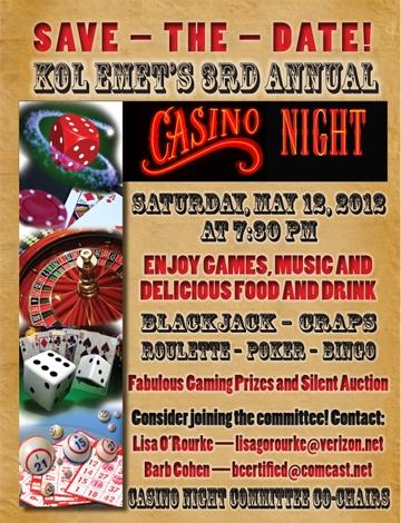casino royal flyer