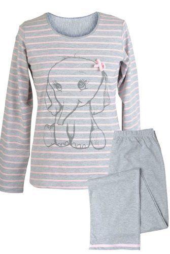 Women´s Nightwear / 100% Cotton Pyjamas Set - Made in EU Muzzy, http://www.amazon.co.uk/dp/B00FL4FK7I/ref=cm_sw_r_pi_dp_JrYZsb1WNF0YR